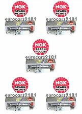 Set of (5) Fiat 500 NGK Spark Plugs 7563 101905606A