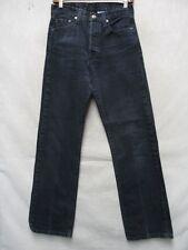D2308 Levi's 501 Navy Blue Killer Fade Jeans Men 28x31