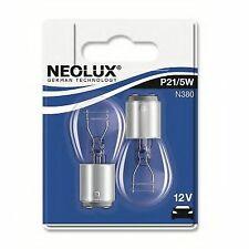 12v 21/5w Bay15d (X2) N380-02B Neolux P215W Genuine Top Quality Product New