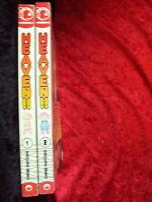 HEAVEN!! VOLUMES 1 & 2 TOKYOPOP MANGA IN ENGLISH!