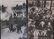 Gisele Brand Comes the Dark & After the Dark 2 books Jewish holocaust fiction