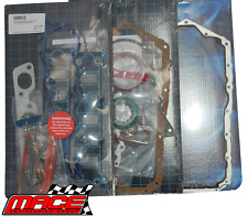 MACE PREMIUM FULL ENGINE GASKET KIT FOR HOLDEN COMMODORE VT VX VY L67 S/C 3.8 V6