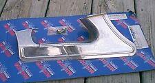 Chrome Lower Belt Guard fits Harley Davidson FXR FLT FLHT FLHS 1985-1992