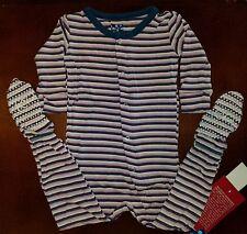 e3fe26b84b Kickee Pants Anniversary Stripe Toddler Girl Footie 18-24 Months