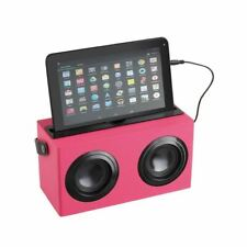 CLIPSONIC  Enceinte Bluetooth - Rose SON TOP