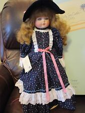 Goebel Betty Jane Carter Musical Vanessa Doll by Bette Ball