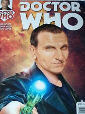 Doctor Who Ongoing Adventures of the Ninth Doctor 1 2 3 4 5 6 7 8 9 10 11 - 15