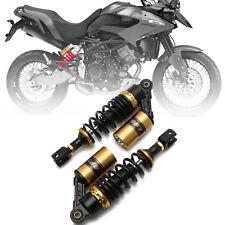 "Pair 11"" 280mm Motorcycle Rear Shock Absorbers Air Damper For Suzuki Yamaha"