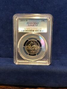 2019 W PCGS MS65 LOWELL NP