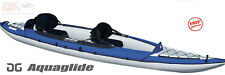 AQUAGLIDE Columbia XP Two 130 2 Person Inflatable Touring Kayak  58-4118115