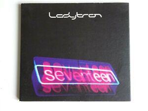 Ladytron Seventeen CD Single 4 Track 2002 Telstar Records