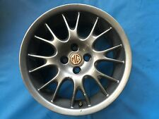 "MG F/TF 16"" Hairpin Multispoke Alloy Wheel, GREY (Seller Ref: #003) RRC110460"