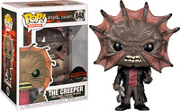 Jeepers Creepers - The Creeper With No Hat US Exclusive Pop! Vinyl