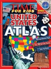 Time for Kids United States Atlas 2010 [Jun 23, 2009] The Editors of TIME for ..
