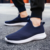 Men's Women's Sports Sneakers Breathable Athletic Casual Walking Running Shoes