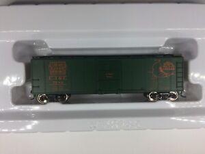 Walthers 910-1505 40' Steel Boxcar Elgin Joliet & Eastern #7784