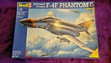 Revell 1:32 F-4F Phantom II Fighter-Bomber Model Kit #04785 *IN SEALED BAGS*