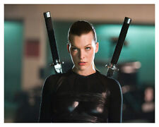 "sexy-(RESIDENT EVIL) MILLA JOVOVICH--""Afterlife"" 8x10 glossy Photo"