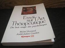Michel REYNAUD/André-Julien COUDERT: Essai sur l'art thérapeutique...