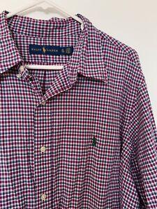 Ralk Lauren Men Shirt Size XL