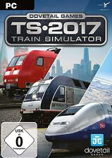 Train Simulator 2017 PC Steam CD-Key Download, keine CD/DVD - Lieferung per Mail