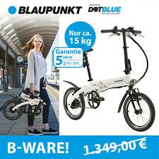 Blaupunkt Carla 190 | E-Bike, B-Ware, Klapprad, Pedelec, Klappfahrrad