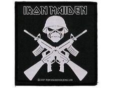 Iron Maiden Autographed Rock Music Memorabilia
