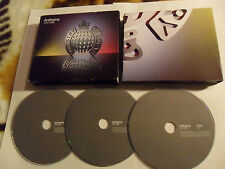 MINISTRY OF SOUND - ANTHEMS 1991-2008 (3CD 2008)