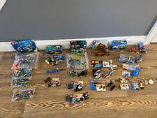 LARGE Lego Bundle 18 Sets - ALL COMPLETE,Star Wars,Harry Potter,City,Mini Figure