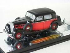 SIGNATURE 43702 - Maybach SW35 Limousine 1935 Noir et Rouge 1/43