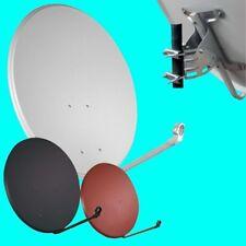 ALU 100cm SAT Spiegel Schüssel Antenne von Opticum aus ALUMINIUM Full HD TV 3D