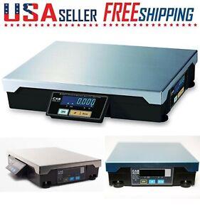 CAS PD2 30 LB Dual Cash Register POS Scale, NTEP, Pounds or Ounces CAS PD-2 PDII