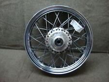 02 2002 HONDA VTX1800 VTX 1800 S VTX1800S WHEEL RIM, FRONT #LL27