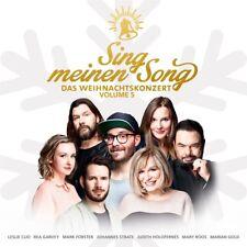 Diverse Weihnacht - Sing meinen Song - Das Weihnachtskonzert, 1 Audio-CD. Vol.5