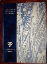 Giuseppe BIADEGO VERONA con 179 illustrazioni 1914 Italia artistica N° 45