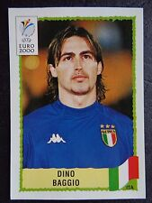☆ Panini Euro 2000 - Italy / Italia Dino Baggio #174
