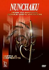 NEW Nunchaku: How to Master Bruce Lee's Weapon with 4 Experts (DVD)