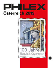 Philex Katalog Österreich 2019 catalogus Oostenrijk Austria catalogue Autriche