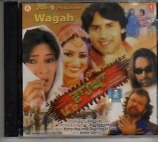 (CR156) Wagah, Soundtrack - 2006 CD