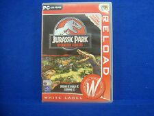 *pc JURASSIC PARK OPERATION GENESIS (No Manual) Build Your World Of Dinosaurs