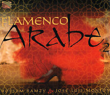 Flamenco Arabe, Vol. 2 by Hossam Ramzy (CD, May-2006, Arc Music)