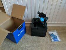 BENRO GD3WH Three-Dimensional Gear Head Black Magnesium Alloy Camera Tripod Head