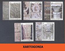 GREECE 2016, MOUNT ATHOS (AGION OROS), C,  SET OF 5  STAMPS, MNH