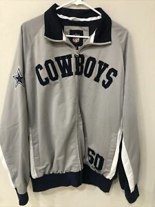 Vintage RARE NFL Dallas Cowboys G-lll Apparel Jacket 60 Est.60 Size XL/EX. EUC
