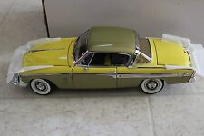 Danbury Mint 1955 Studebaker President Speedster Yellow Limited Edition DIECAST