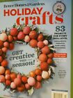 BETTER HOMES & GARDENS HOLIDAY CRAFTS 2021 FOLDOUT PATTERN PACKET
