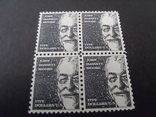 US Postage Stamp 1967 John Bassett Moore $5.00 Stamp  Scott #1295a