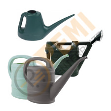 More details for watering cans multi sizes and colours gardening tool 1/2/6.5 litres sizes