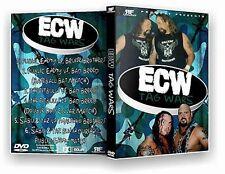 ECW Wrestling: Tag Wars DVD-r, Extreme Championship The Pitbulls Public Enemy