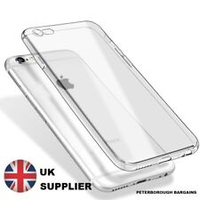 10 pack of TPU  Transparent Skin ShockProof Case Cover l Clear For iphone 6/6s
